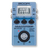ZOOM Guitar Multi-Effects Pedal [MS-70CDR] - Gitar Stompbox Effect